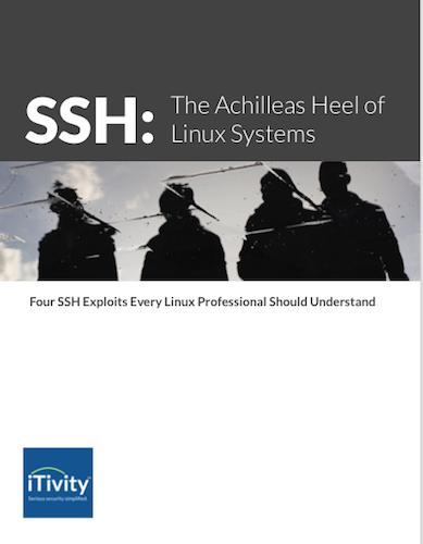 Four common SSH exploits
